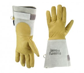 Wildland fire gloves