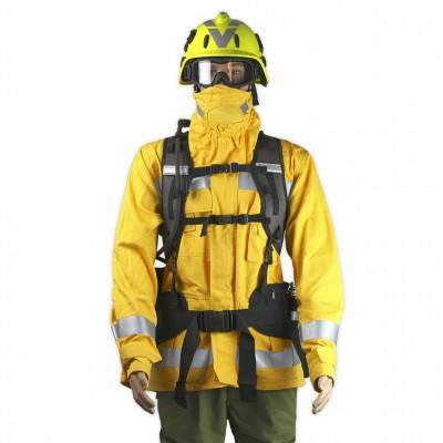 Protección individual y accesorios de autoprotección para bomberos  forestales 0878cedd79b00