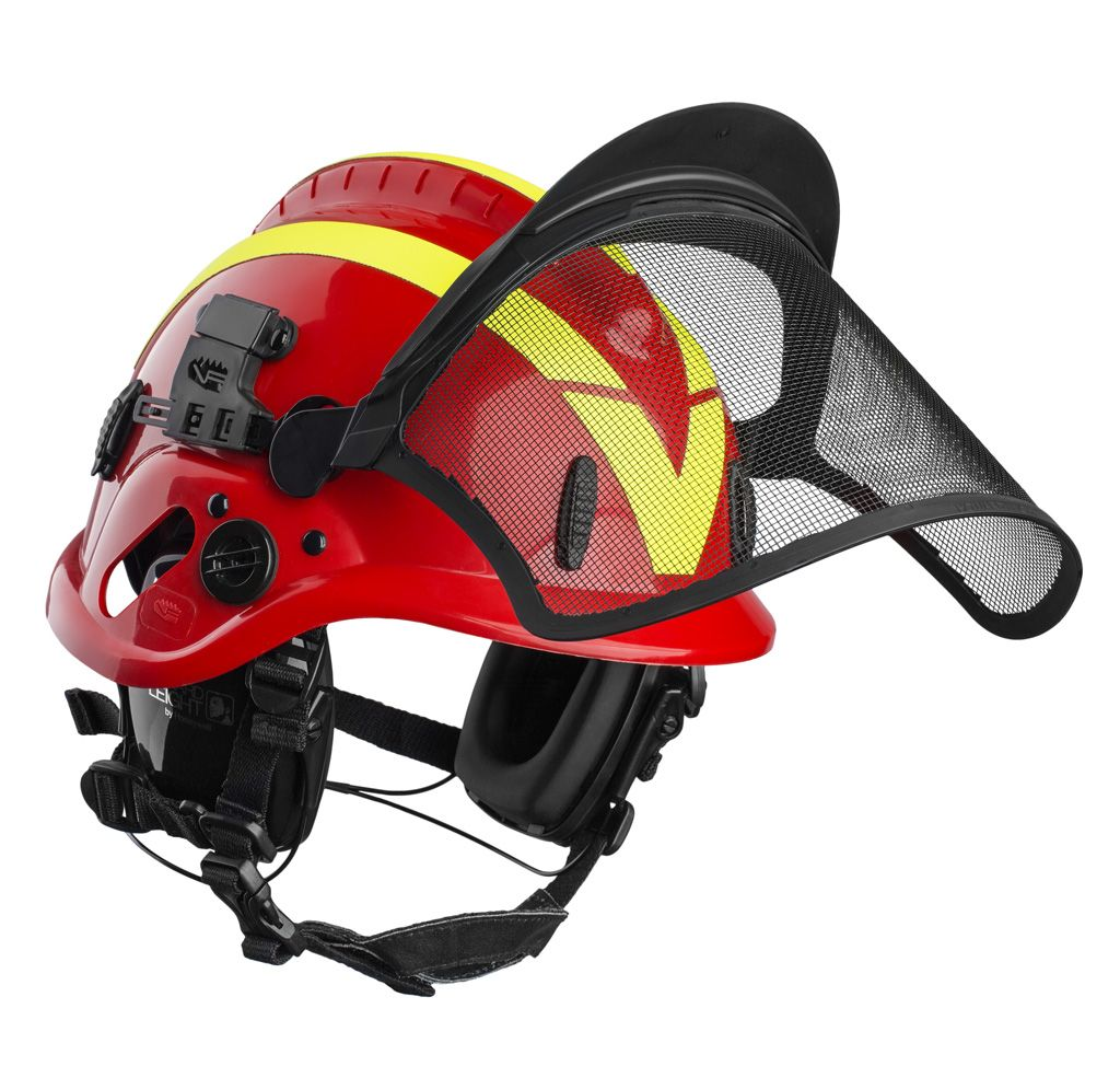 Firefighter Helmet Accessories Vallfirest