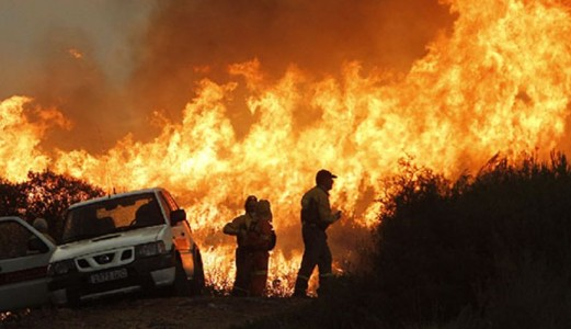 Surviving an entrapment and other lessons learned from wildfires