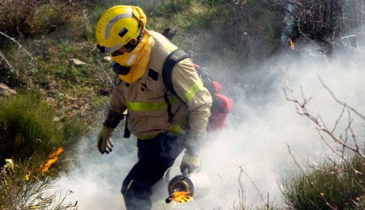 Xtreme Mask, the latest advance in respiratory protection for wildfires