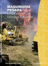Operations manual for extinguishing forest fires with heavy machinery