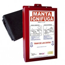 Manta Ignifuga de pared FireBlank Wall